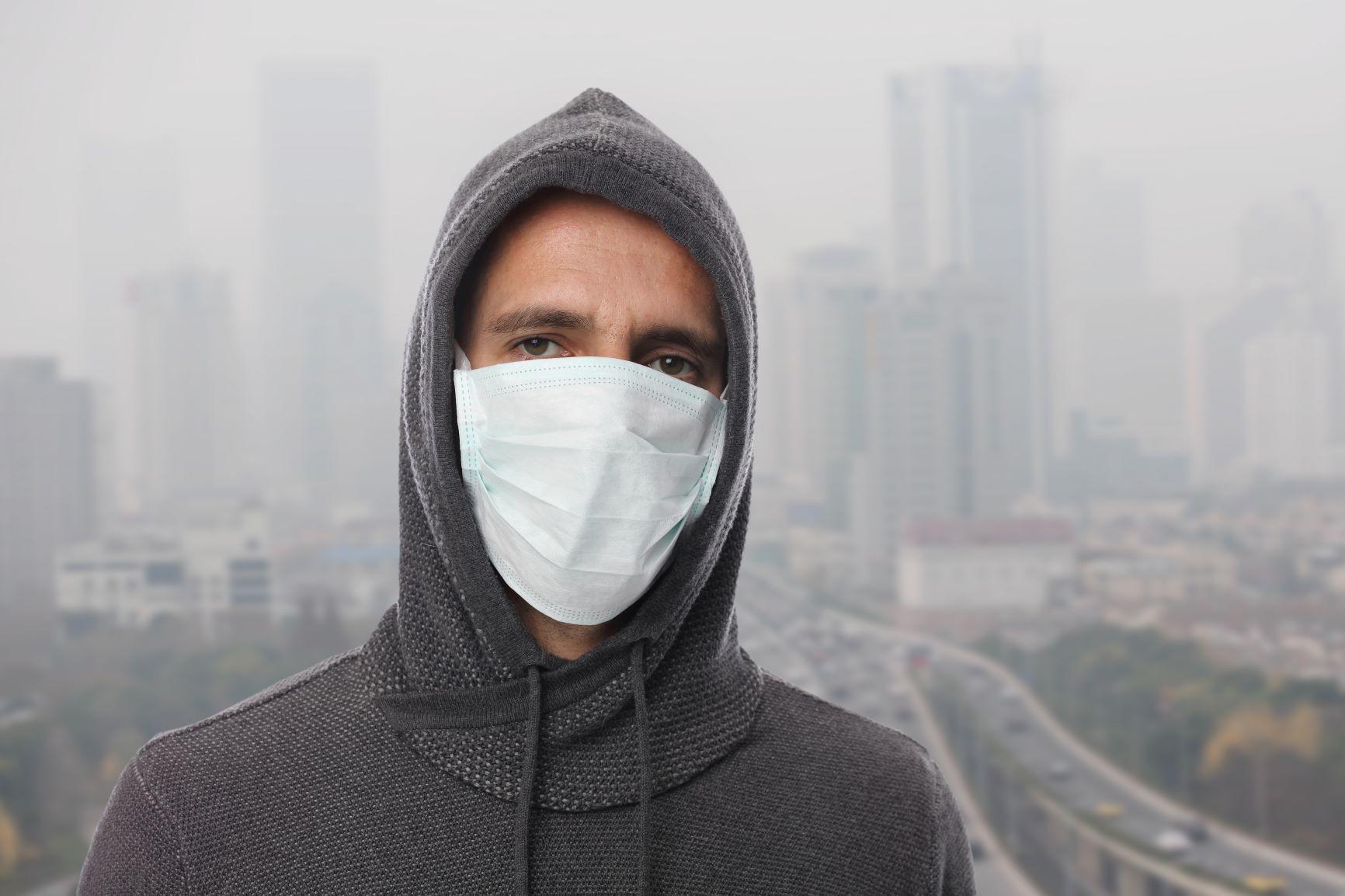 تدابیر طب سنتی برای آلودگی هوا